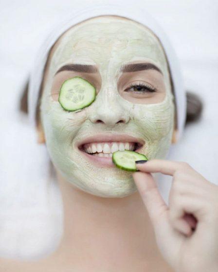 Домашна маска за лице против бръчки