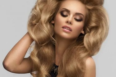 Как да придадете обем на косата си