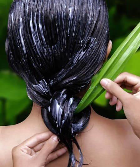 7 домашни маски за изтощена коса